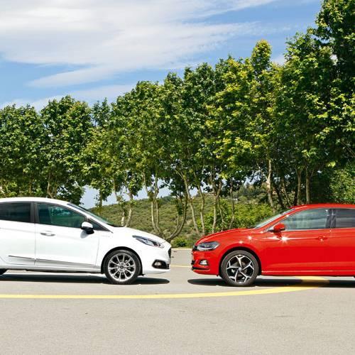 Ford Fiesta Vignale y Volkswagen Polo frente a frente, ¿cuál es mejor?