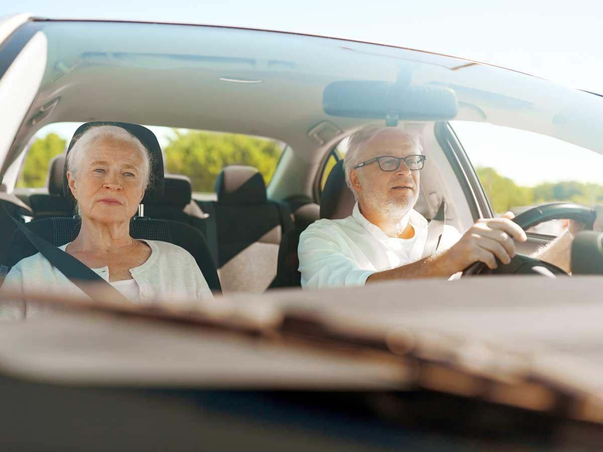 conducir más 65 años