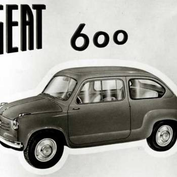 Los primeros anuncios de SEAT: aquellos maravillosos años