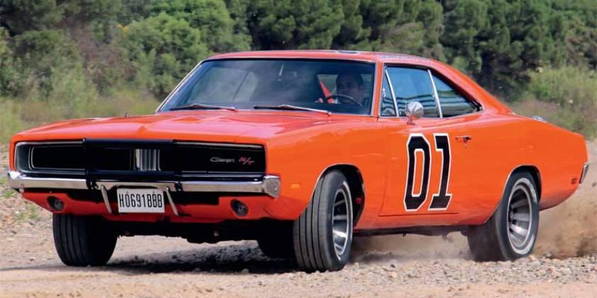 Dodge Charger R/T General Lee: el coche más rápido del condado