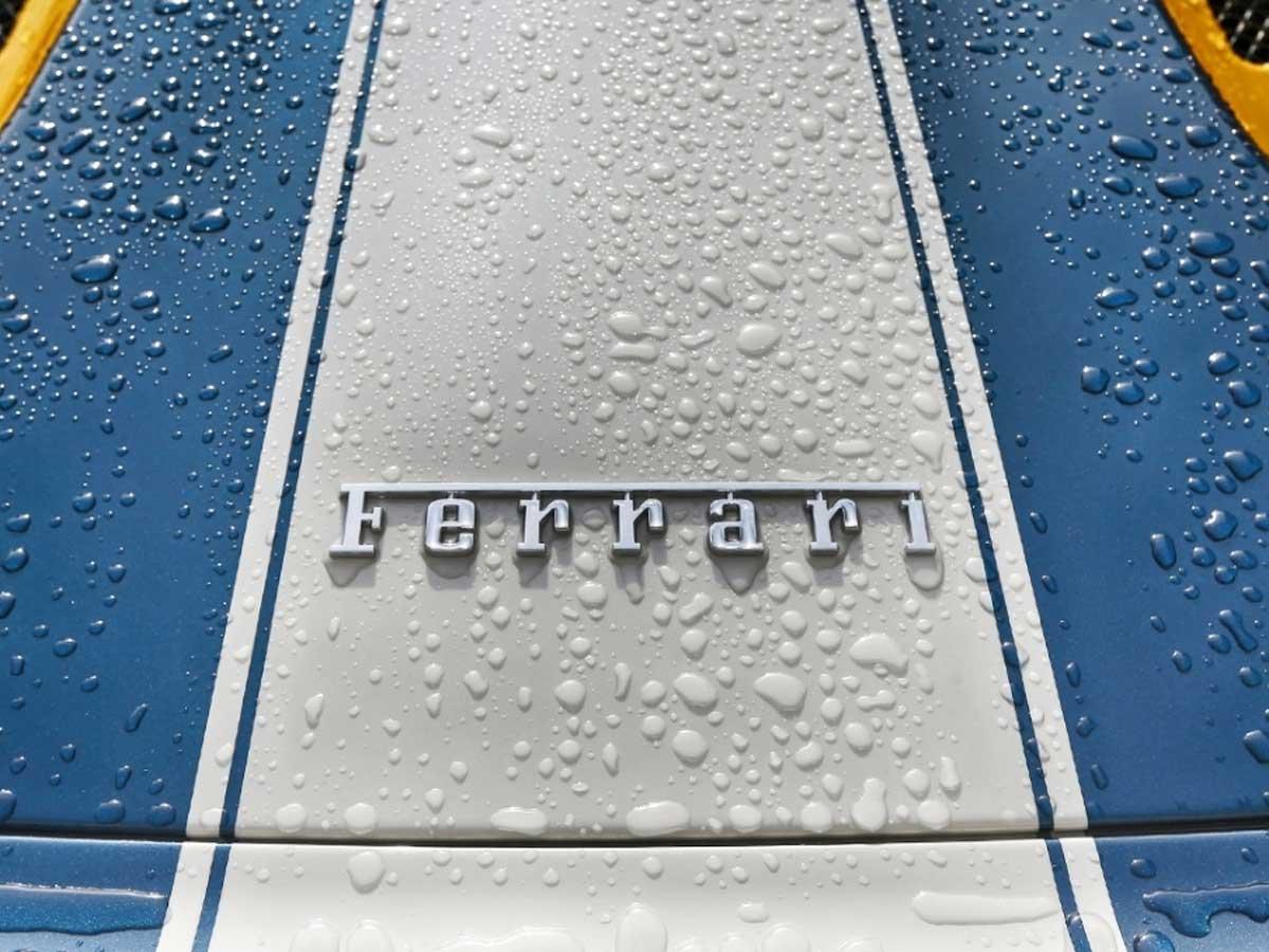 Ferrari ha demostrado ser el amo del lujo. O, al menos, uno de ellos...