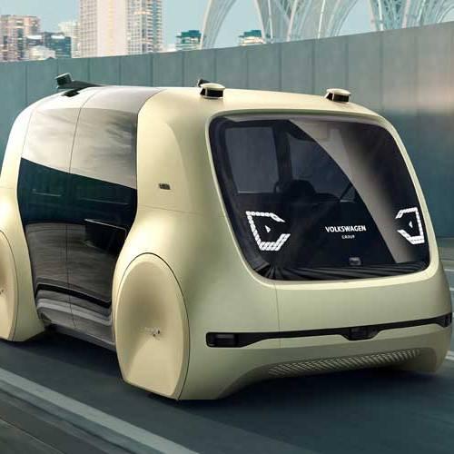 Ford y Volkswagen podrían unirse para fabricar coches autónomos