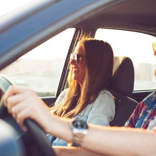 Los jóvenes de Soria, los más prudentes al volante de toda España