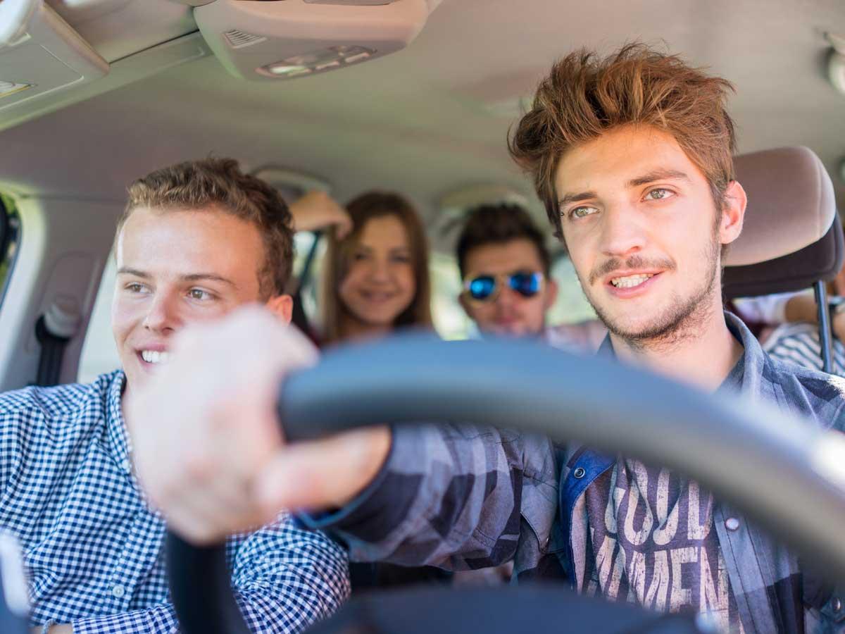 españoles más prudentes al volante
