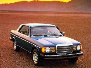 Las novedades del Mercedes-Benz W123