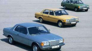 Mercedes-Benz W123: algo pasó en Mercedes