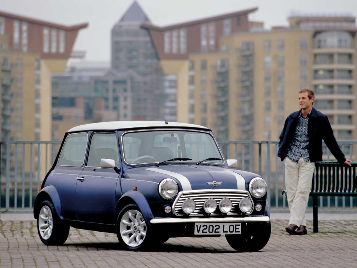 Mini Cooper S: