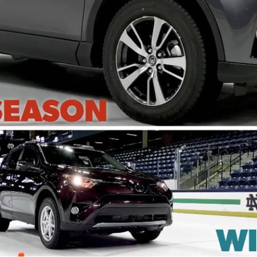 Neumático de invierno y neumático all-season frente a frente, ¿con cuál te quedas?