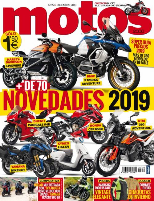 Revista Motos – número 51