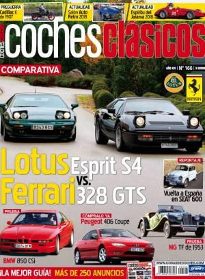 Revista Coches Clásicos Número 166