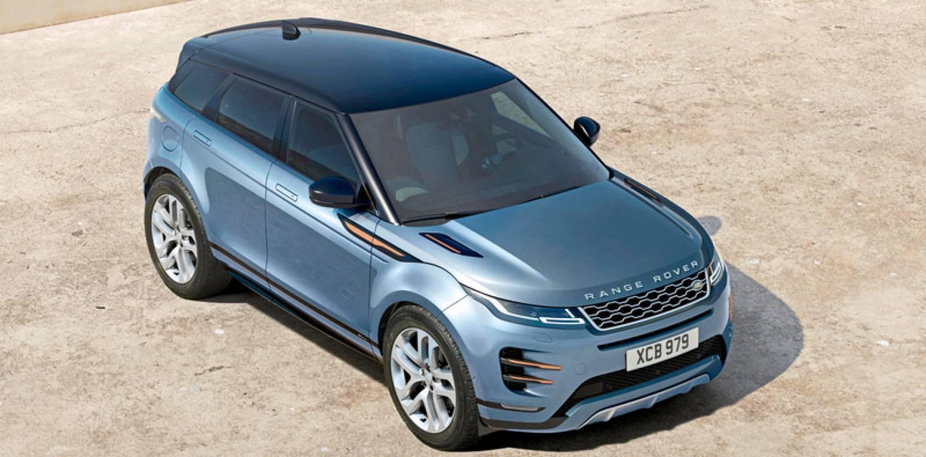 Range Rover Evoque, la nueva referencia