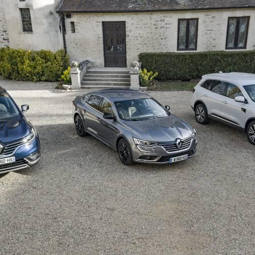 Renault Talisman y Renault Espace, prepara su mecánica para el 2019