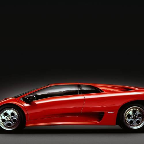 Proyecto 132: así nació el Lamborghini Diablo