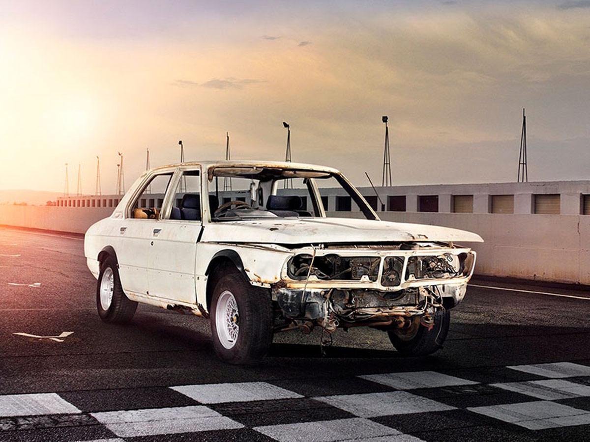 BMW 530 MLE