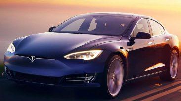 Dormido borracho Autopilot Tesla Model S