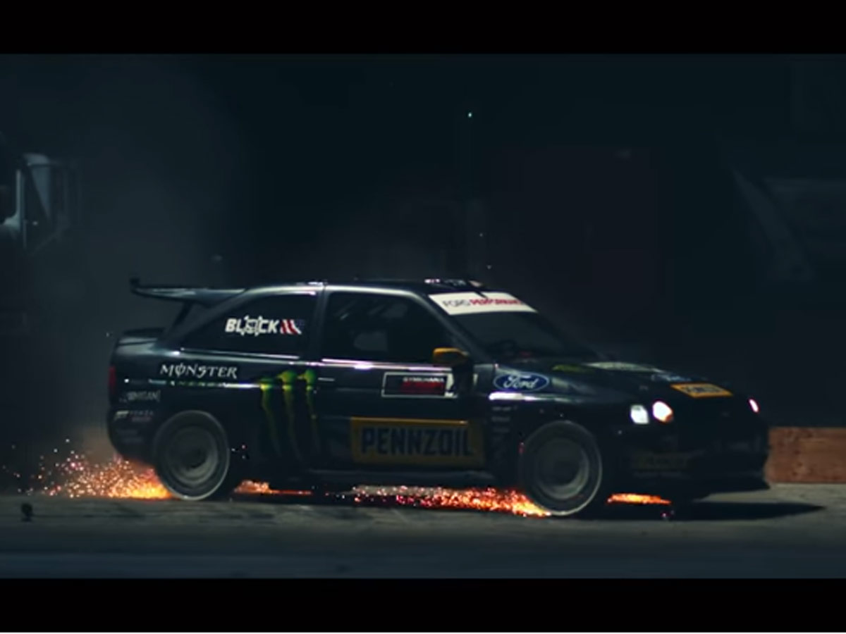 Gymkhana Ten Ken Block