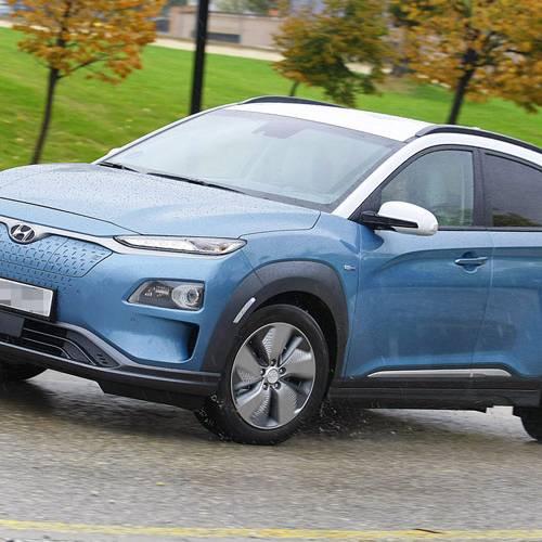 Hyundai Kona Eléctrico 150 kW a prueba, remedio contra la ansiedad