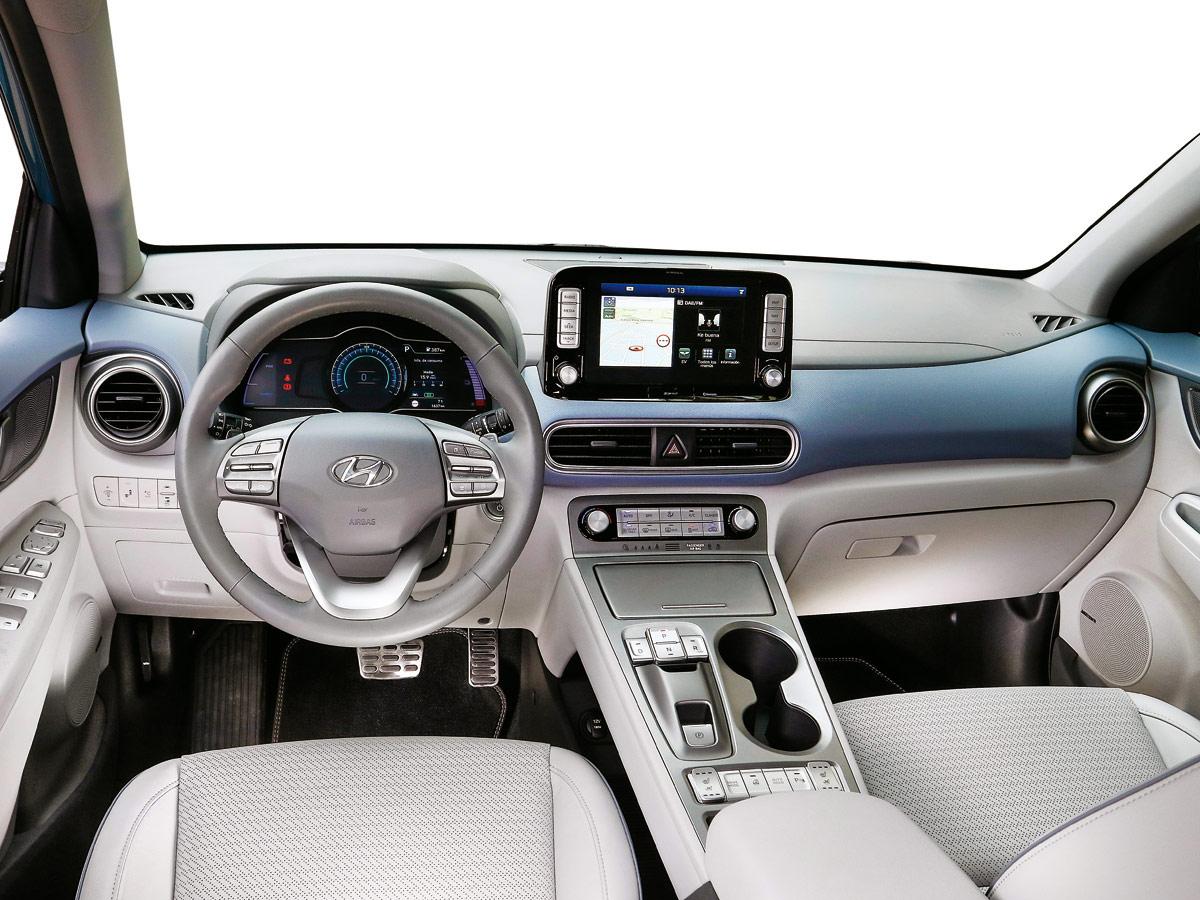 Hyundai Kona Eléctrico 150 kW