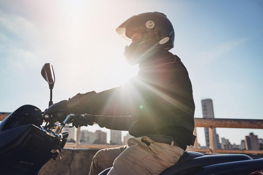 Infracciones motociclistas