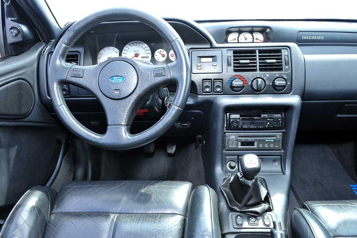 Toyota Celica Ford Escort