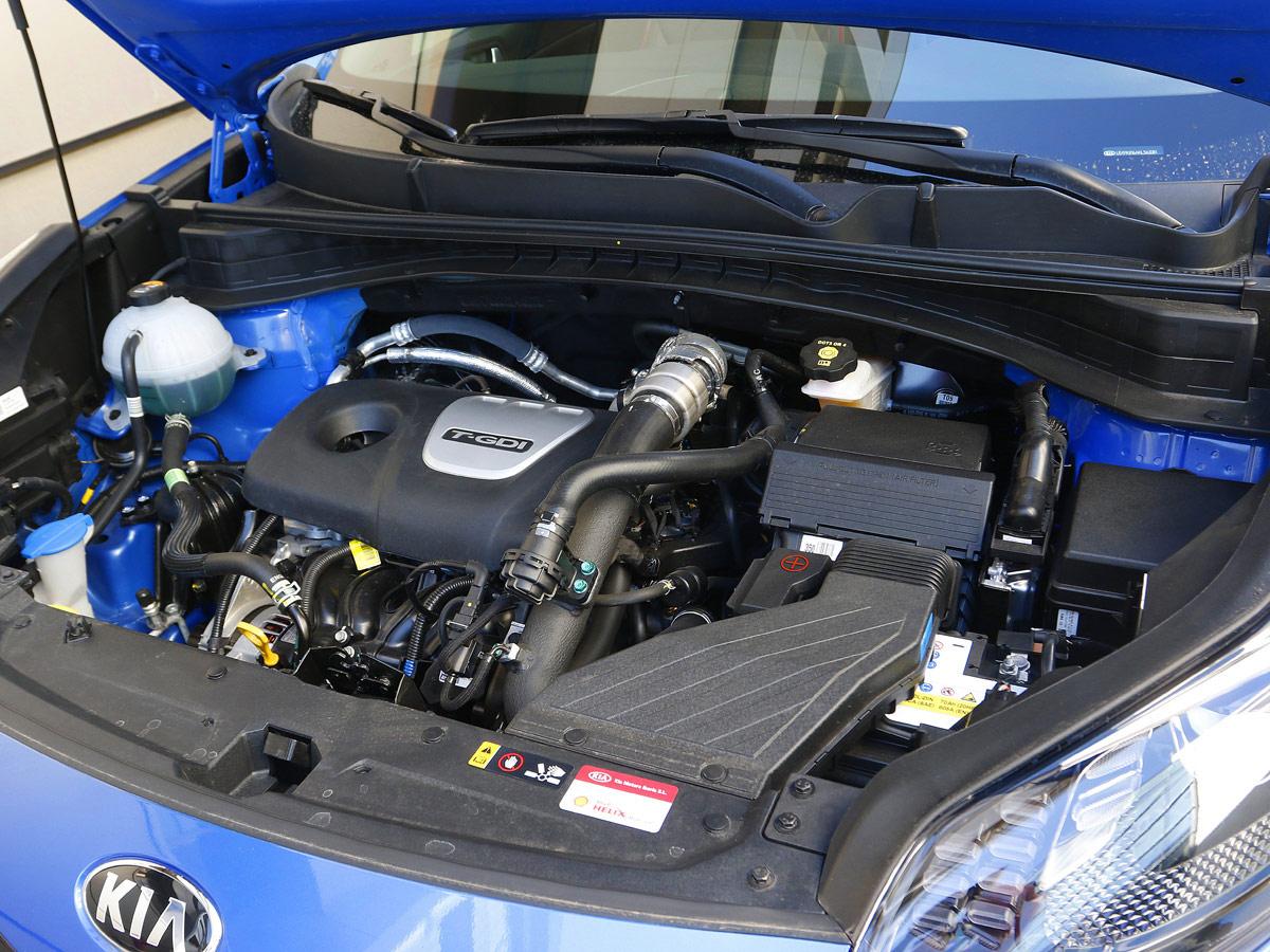 Kia Sportage 1.6 t-GDI 177 CV