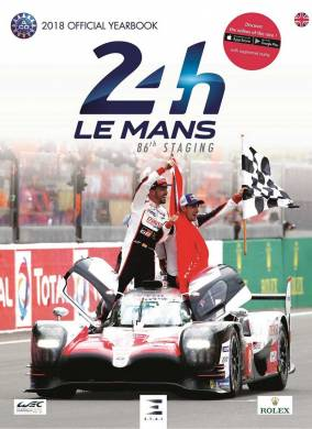 Le Mans 2018 Official Yearbook
