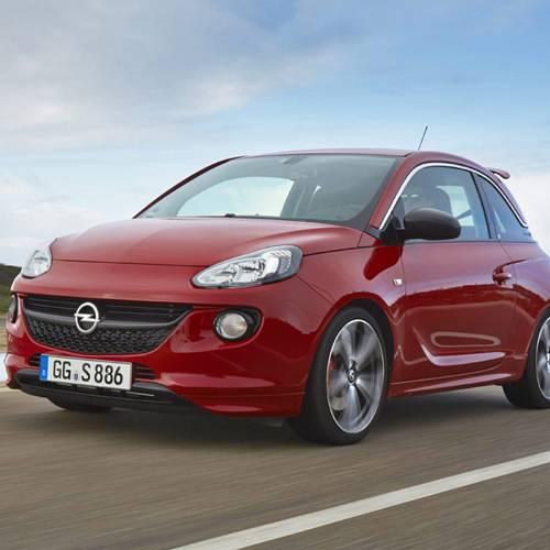 El inicio del fin, el Opel Adam muestra su perfil más radical antes de su despedida