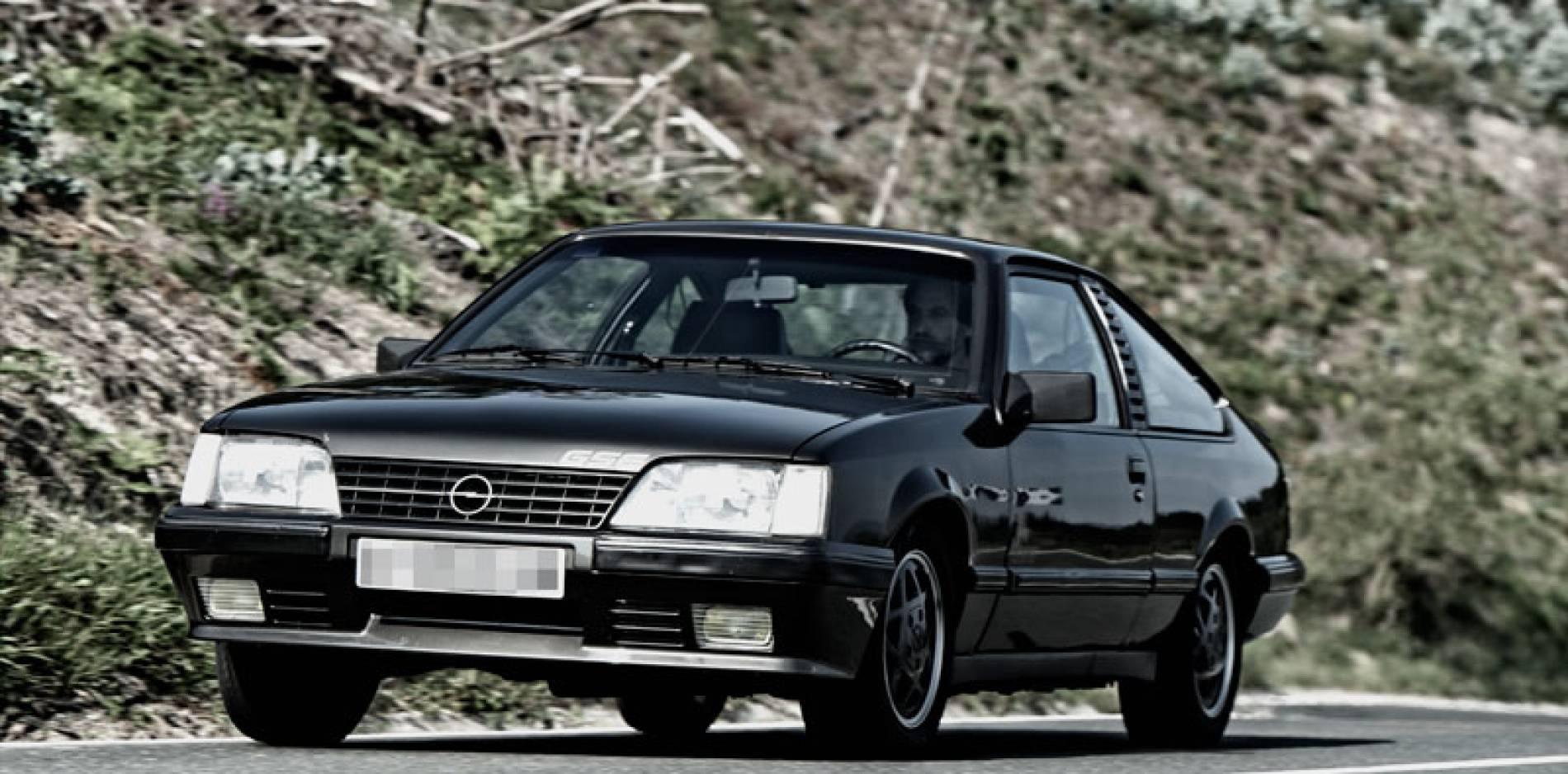 Prueba del Opel Monza 3.0 GSE: músculo alemán con nombre italiano