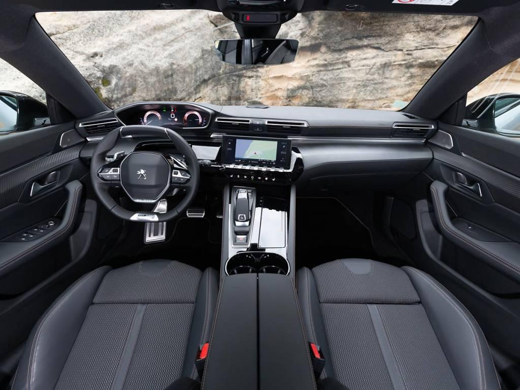 maletero Peugeot 508 SW
