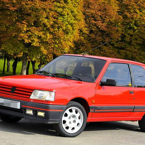 Peugeot 309 GTI, ponte a los mandos y enamórate