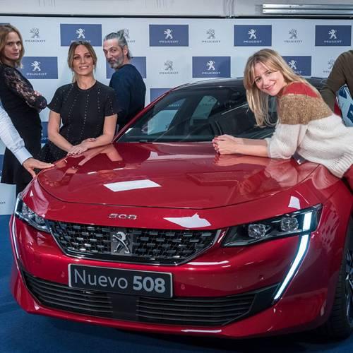 Peugeot tiene tecnología para presumir y la muestra en una situación muy complicada