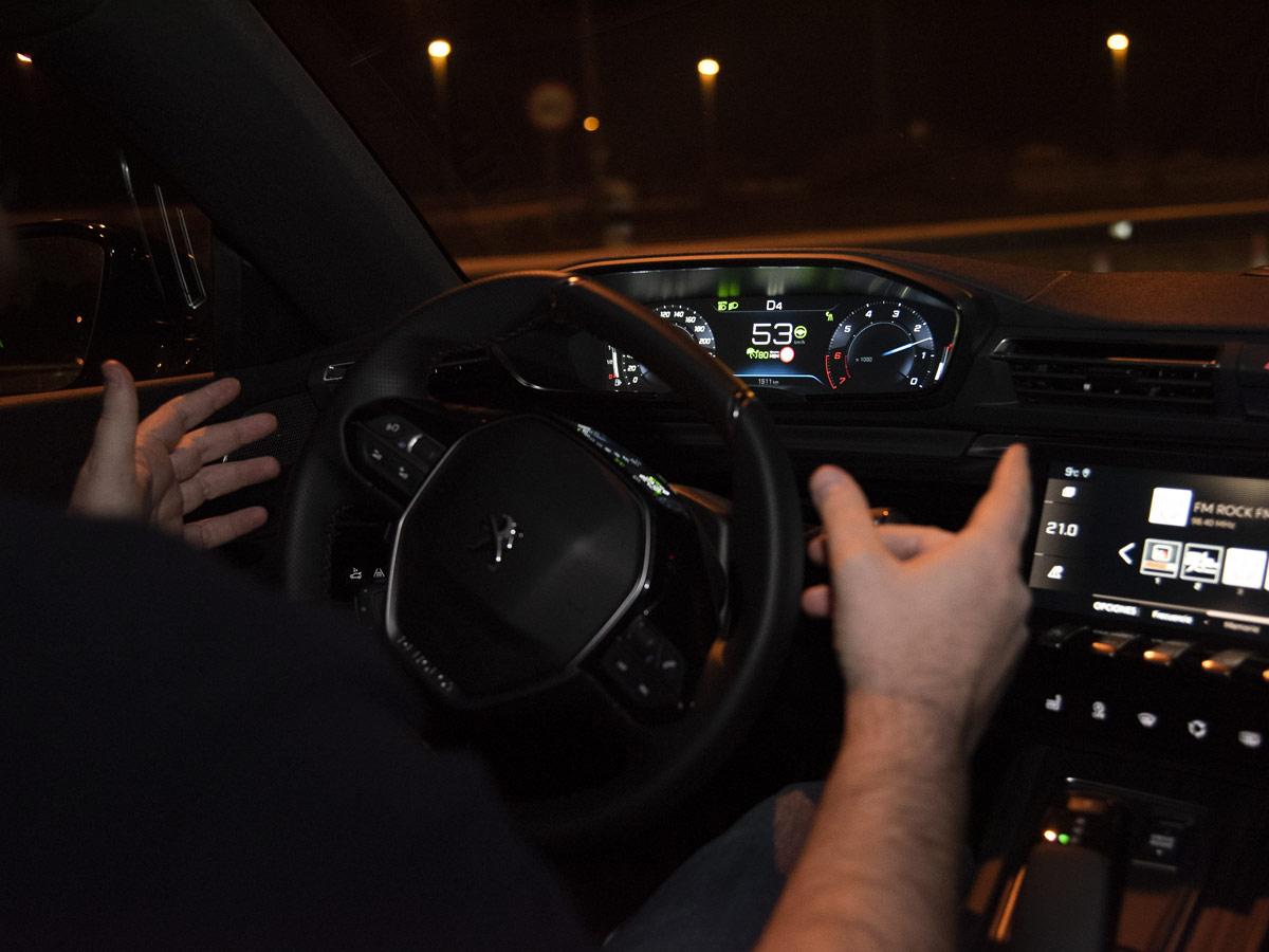 Peugeot tecnologías