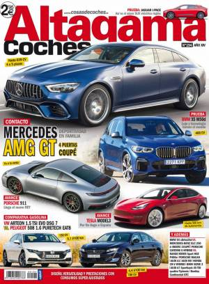 Revista Altagama Coches Número 194