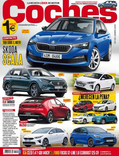 Revista Coches – número 109