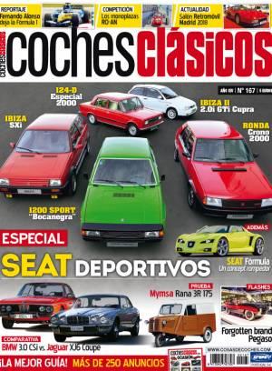 Revista Coches Clásicos Número 167