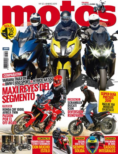 Revista Motos – número 52