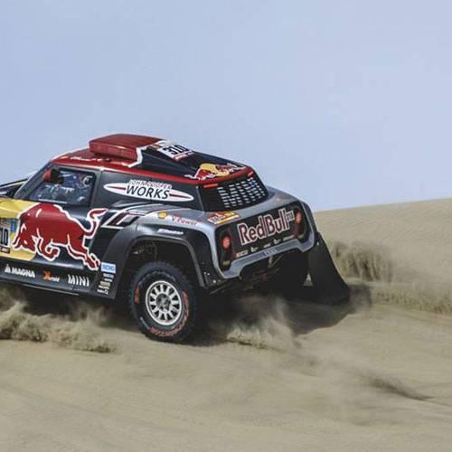 Carlos Sainz busca revalidar victoria en un Dakar corto pero complejo