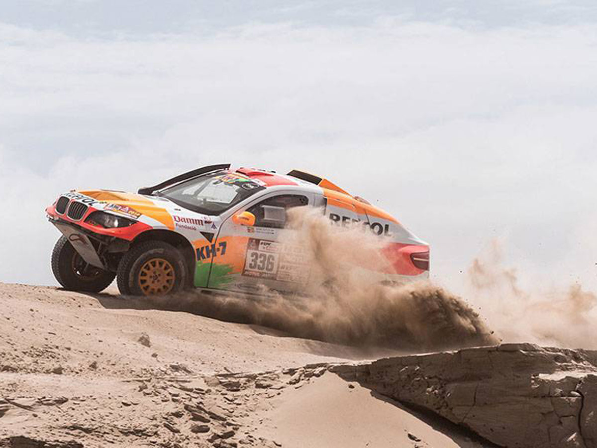 Previa Dakar 2019