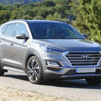 Prueba Hyundai Tucson, con más chispa