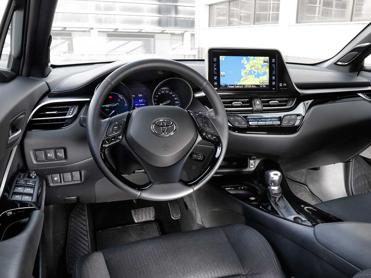 comparativa BMW X2 Toyota C-HR