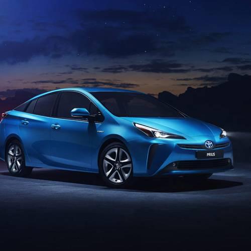 El Toyota Prius se actualiza e incluye la tracción total en su oferta