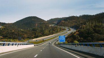 Velocidad máxima carretera secundaria
