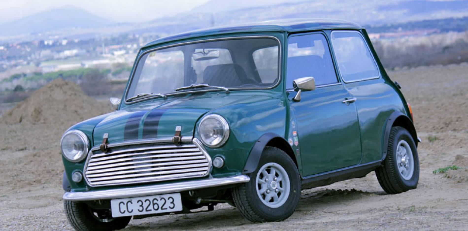 Prueba del Authi Mini Cooper 1300: el deseado