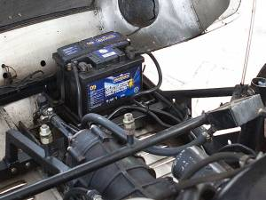 Cuida la batería de tu coche