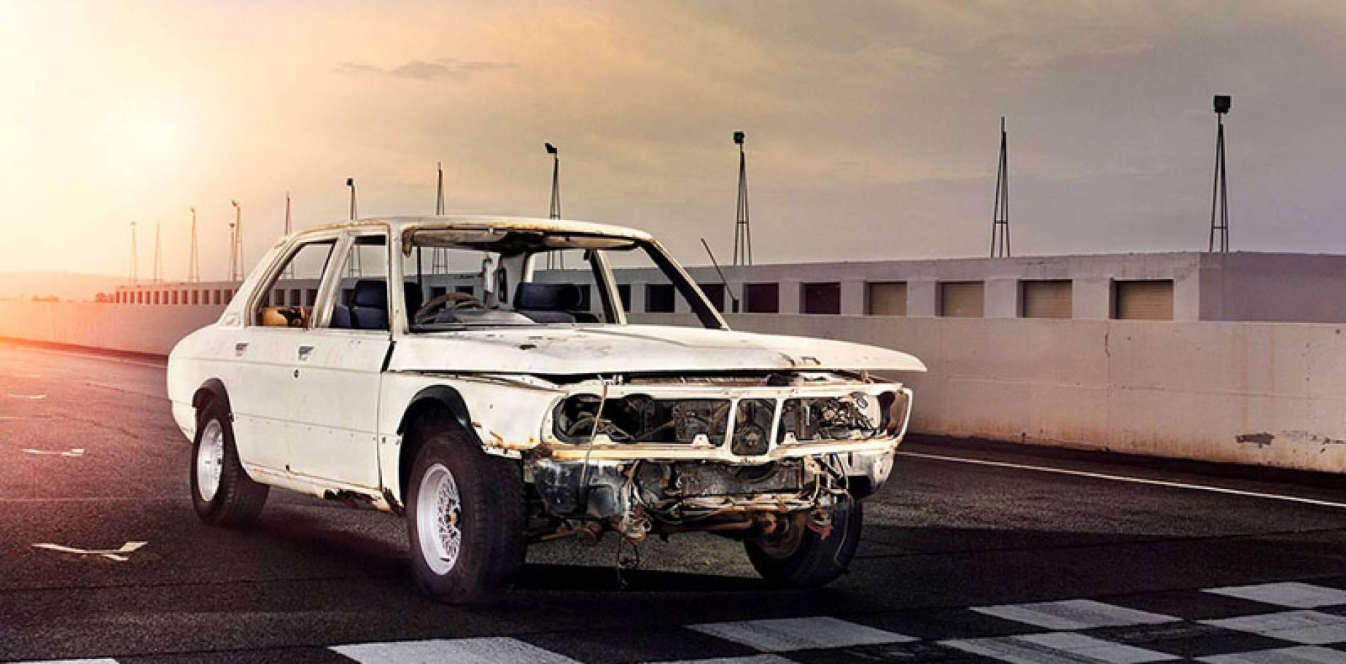 La peculiar vuelta a la vida del precursor del BMW M5