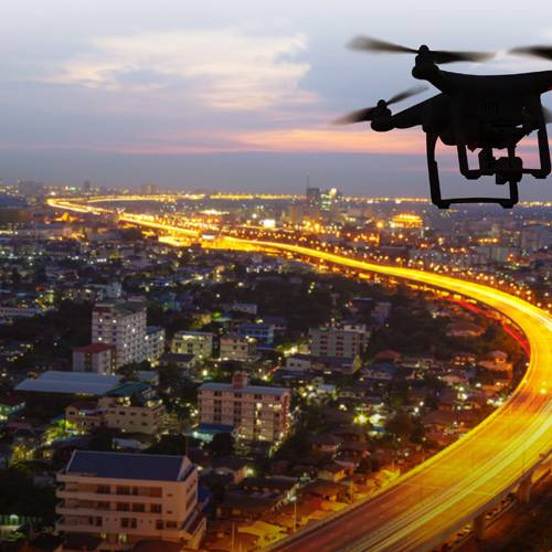 Drones, quitanieves, alertas en el navegador… este es el despliegue de la DGT para el invierno