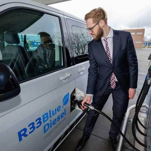 Volkswagen prueba con éxito un combustible diésel que recorta un 20% las emisiones de CO2