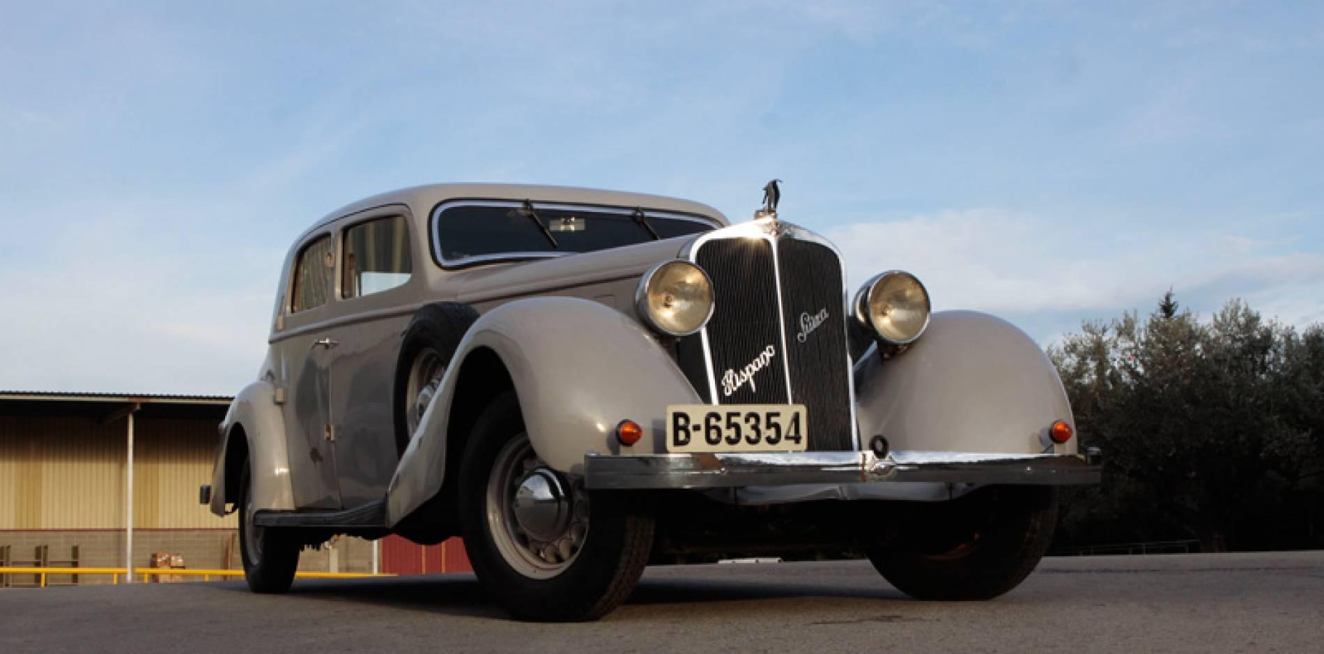 """Hispano-Suiza T60 RLA Capella: un lujo """"accesible"""""""