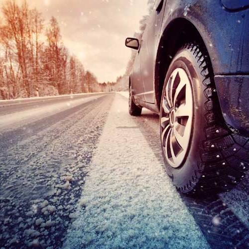10 razones para montar neumáticos de invierno en Navidad