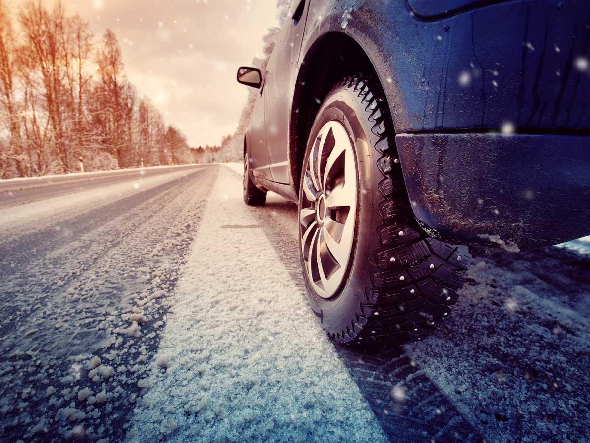 neumáticos de frío o de invierno